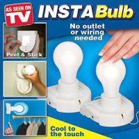 As Seen on TV Insta Bulb