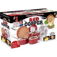 Red Copper 10-Piece Set
