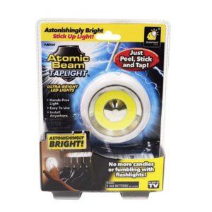 As Seen On TV Atomic Beam Tap Light
