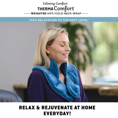 As Seen On Tv Thermacomfort Neck Wrap