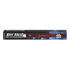 Bell + Howell Tac Bat, Military Grade High Performance Tactical Flashlight & Bat, Red, As Seen on TV