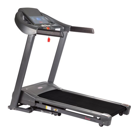 Sunny Health & Fitness SF-T7643 Heavy Duty Walking Treadmill with 350 lbs Max Weight