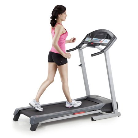weslo cadence g 5.9 folding electric treadmill with spacesaver design