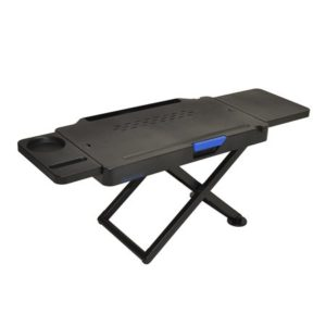 as seen on tv stand n type 14.5'' h x 32'' w standing desk conversion unit