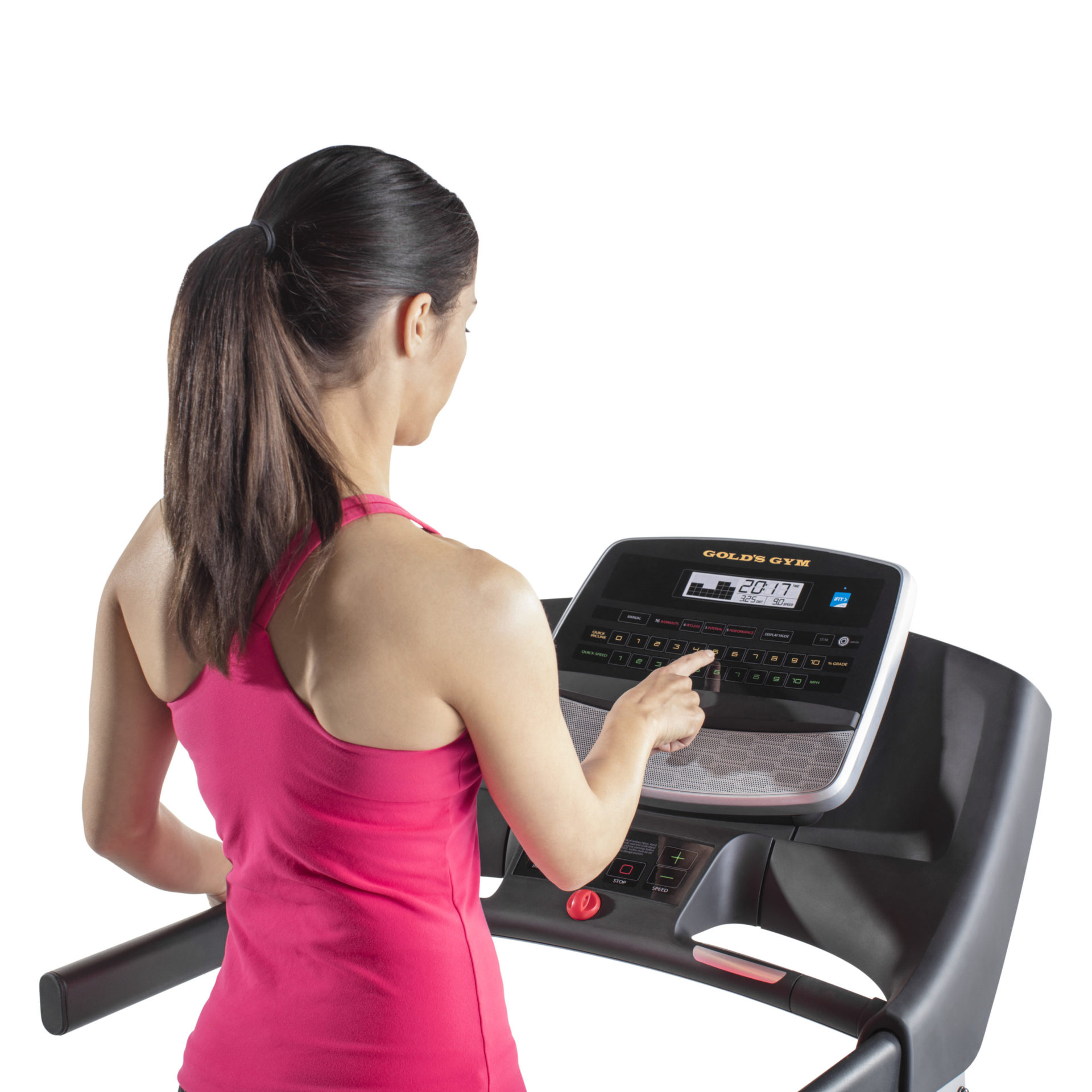 gold's gym trainer 430i treadmill #1 best 1