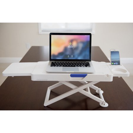 As Seen On Tv Stand N Type 14 5 H X 32 W Standing Desk