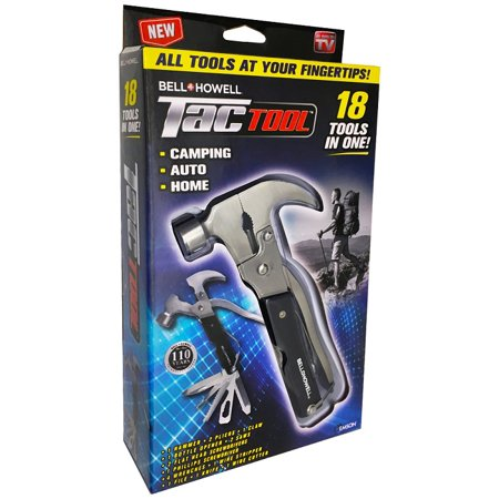 Bell + Howell Tac Tool A Toolbox Worth of Tools in the Palm of Your Hand - As Seen on TV!