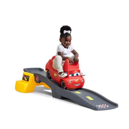 Step2 Disney Pixar Cars 3 Up & Down Roller Coaster