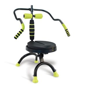Ab Doer 360 Complete Workout Ab Machine in Seated Comfort, As Seen on TV