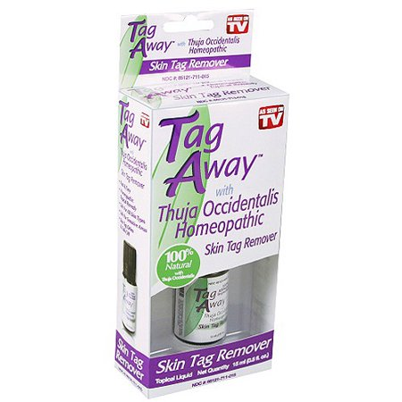 As Seen on TV Tag Away Skin Tag Remover!
