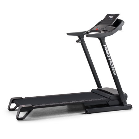 proform cadence lt 2.5 smart folding treadmill, compatible with ifit