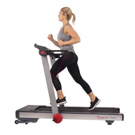 Sunny Health & Fitness Auto Incline Treadmill - SF-T7951
