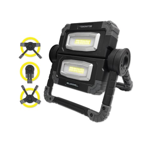 Bell+Howell Worklight 360, Portable Ultra Light, Water Resistant, Multi-Position, As Seen on TV