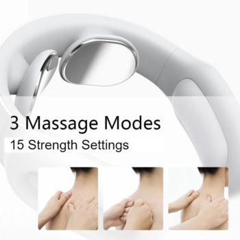 intelligent neck massager 12