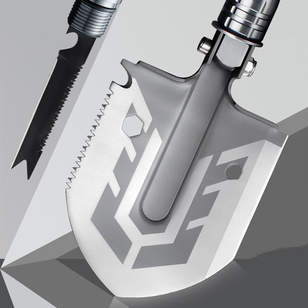 multi-purpose folding shovel 6