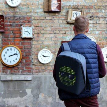 smart led backpack 7