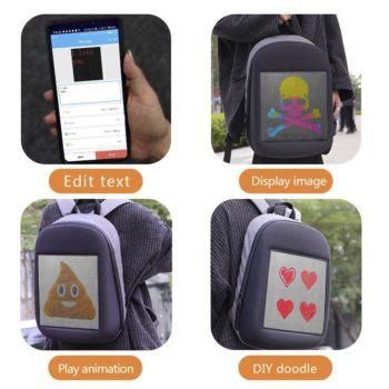 smart led backpack 11