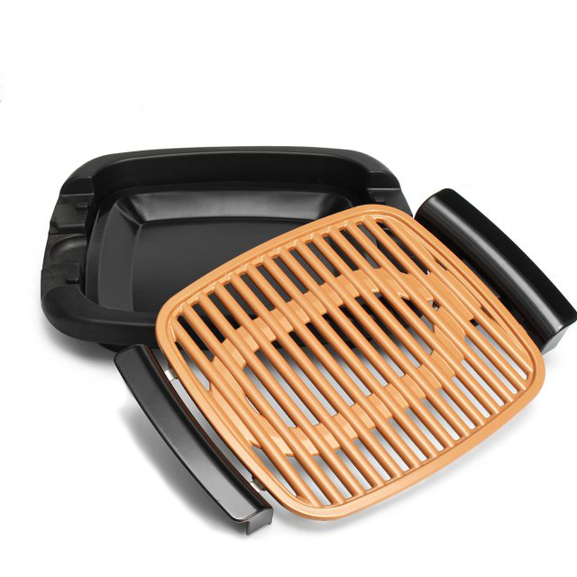 smokeless indoor electric bbq grill 3