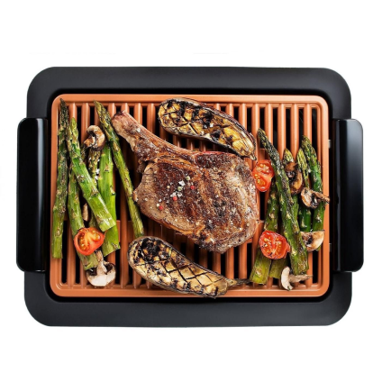 smokeless indoor electric bbq grill 16