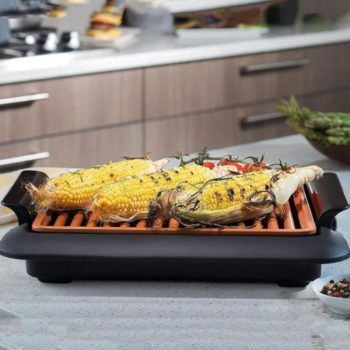 smokeless indoor electric bbq grill 7