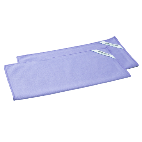 glass + mirrors microfiber cleaning cloth 4