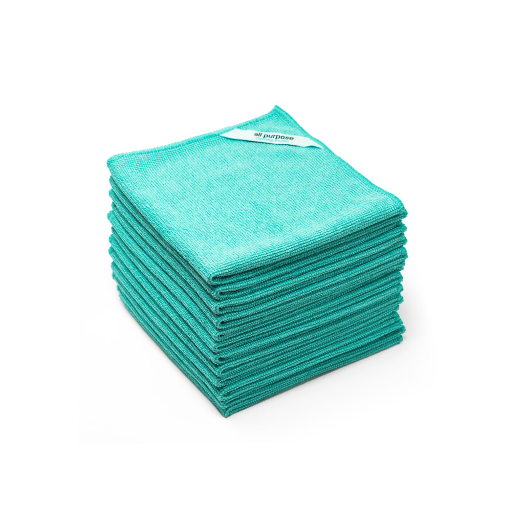 all purpose microfiber cleaning cloths 2