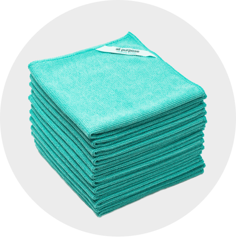all purpose microfiber cleaning cloths 7