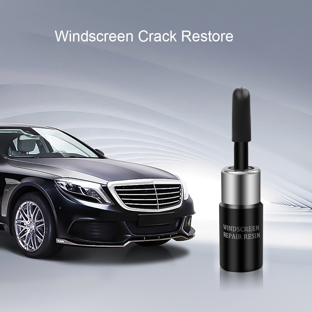 windshield scratch repair liquid set (2pcs) 5