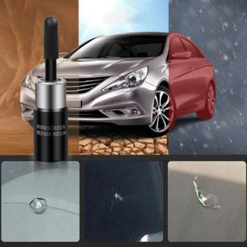 windshield scratch repair liquid set (2pcs) 9
