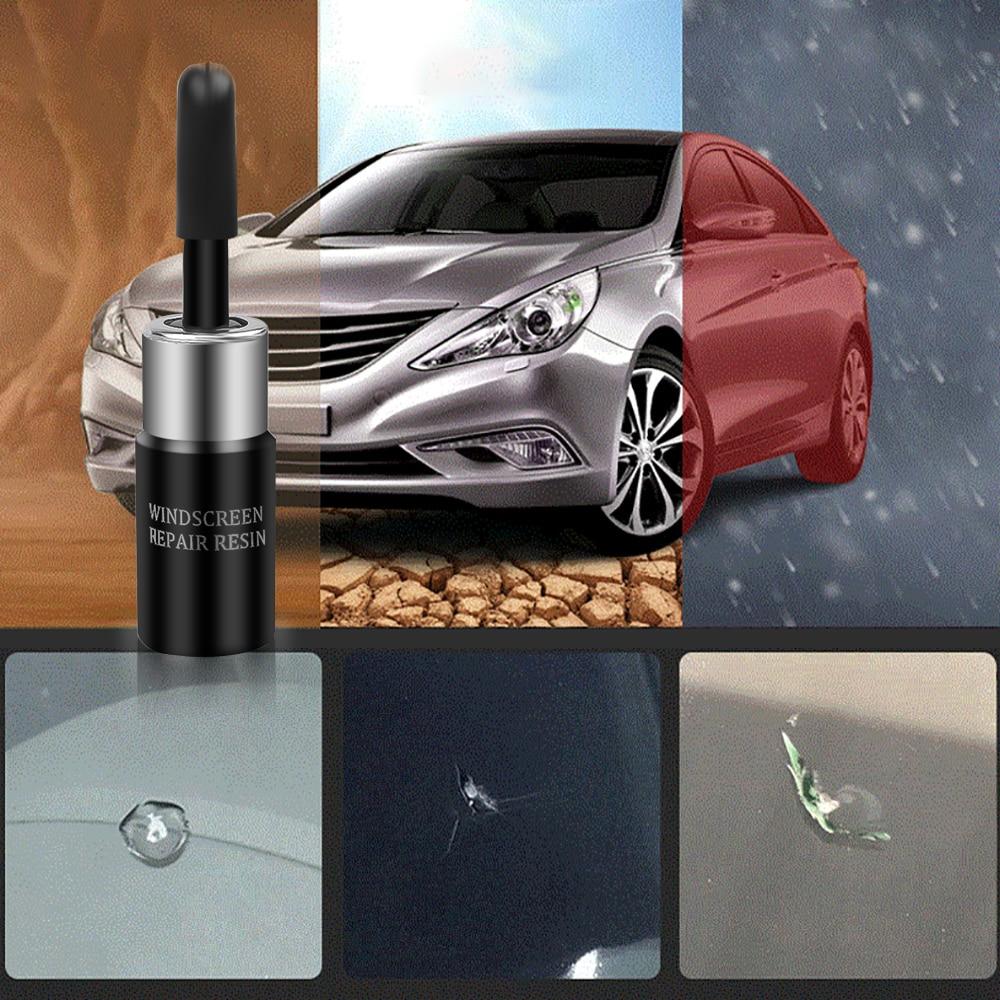 windshield scratch repair liquid set (2pcs) 4