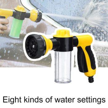 multi-purpose hose sprayer nozzle 9