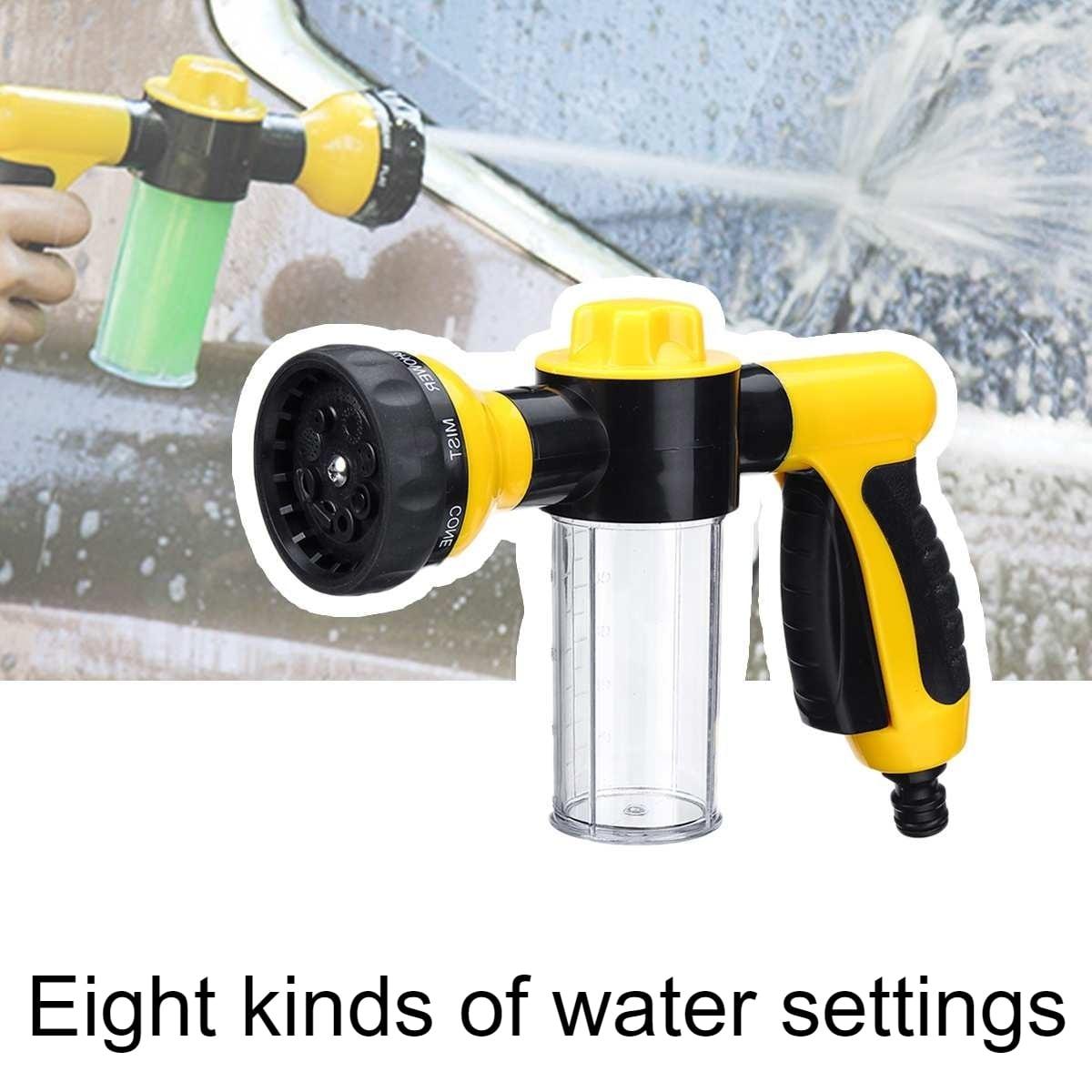 multi-purpose hose sprayer nozzle 2