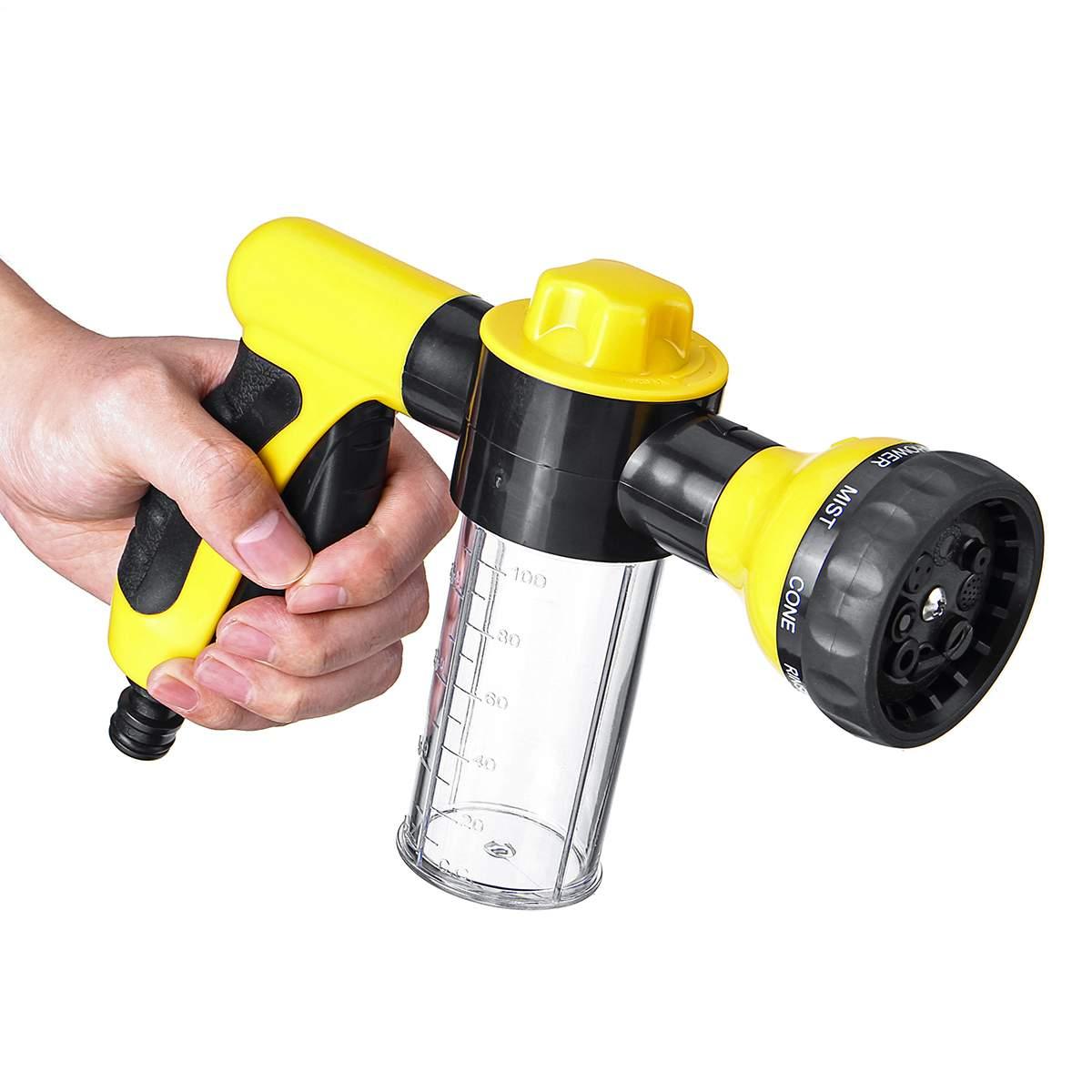 multi-purpose hose sprayer nozzle 3