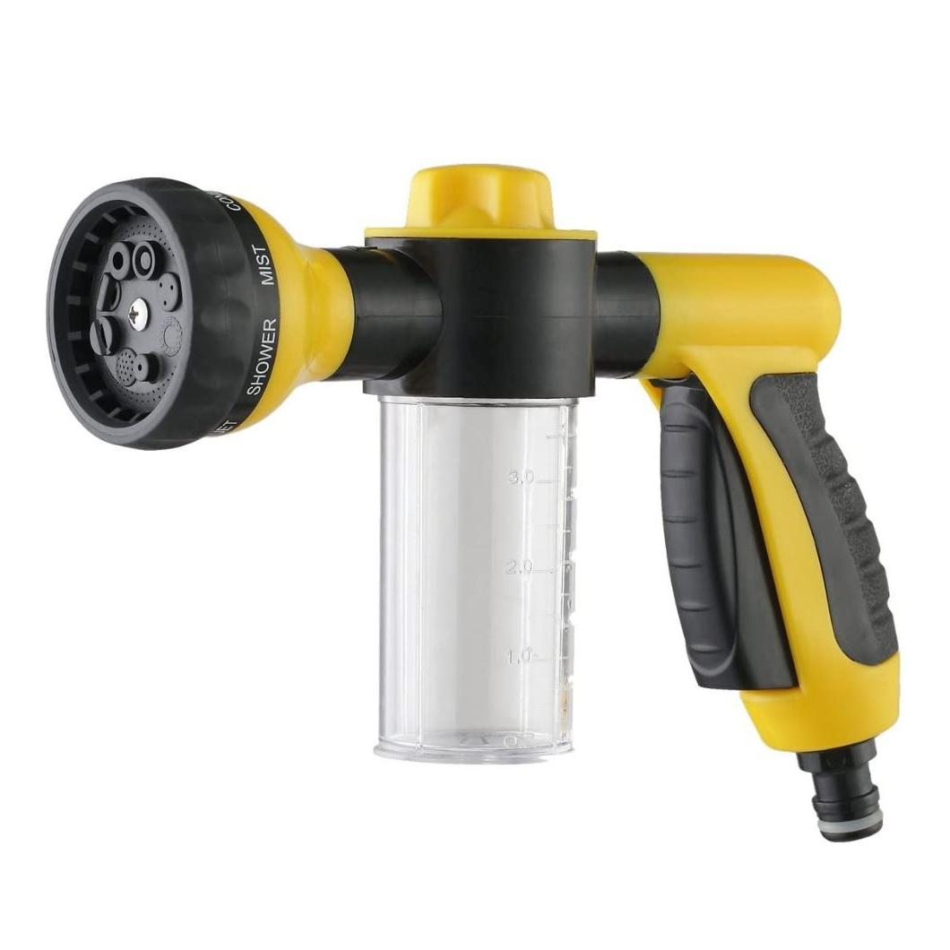 multi-purpose hose sprayer nozzle 5