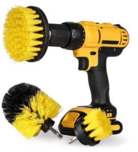 drill scrubber brush kit 11