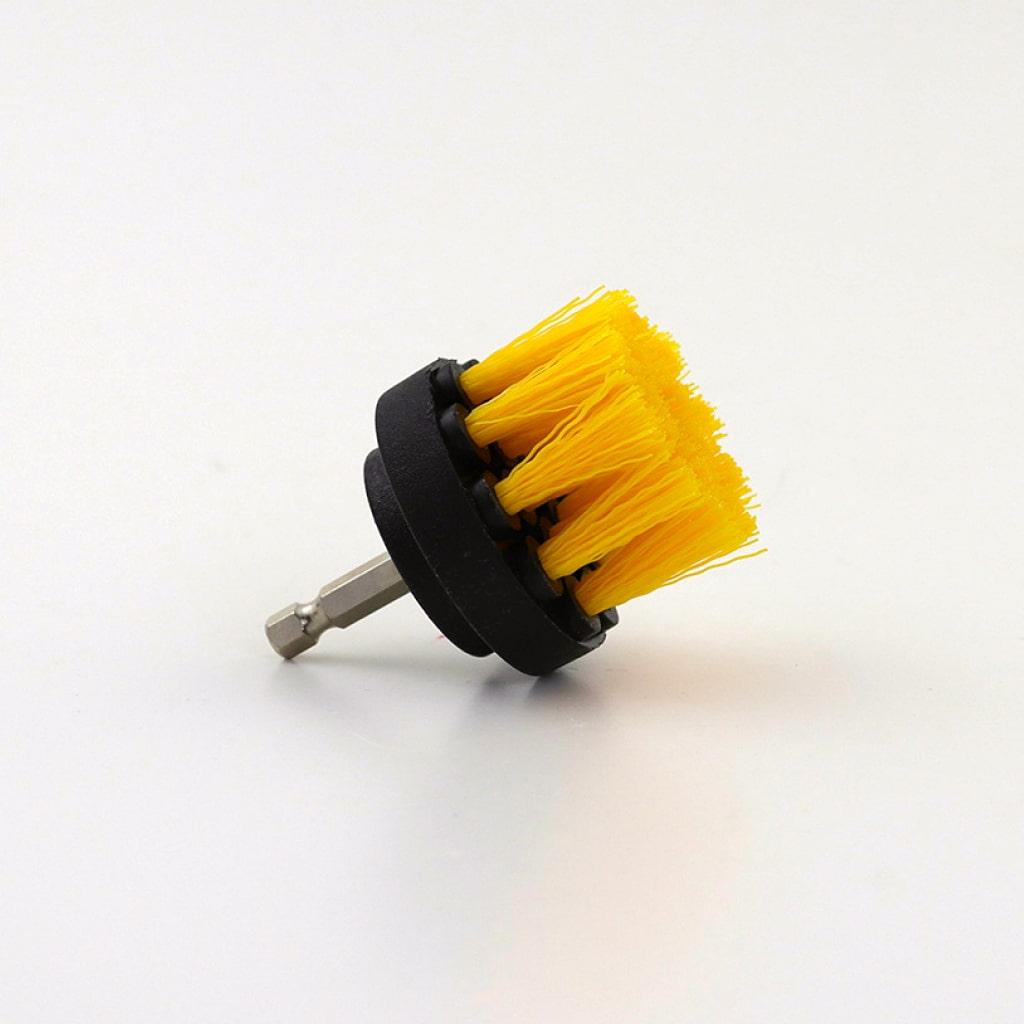 drill scrubber brush kit 5