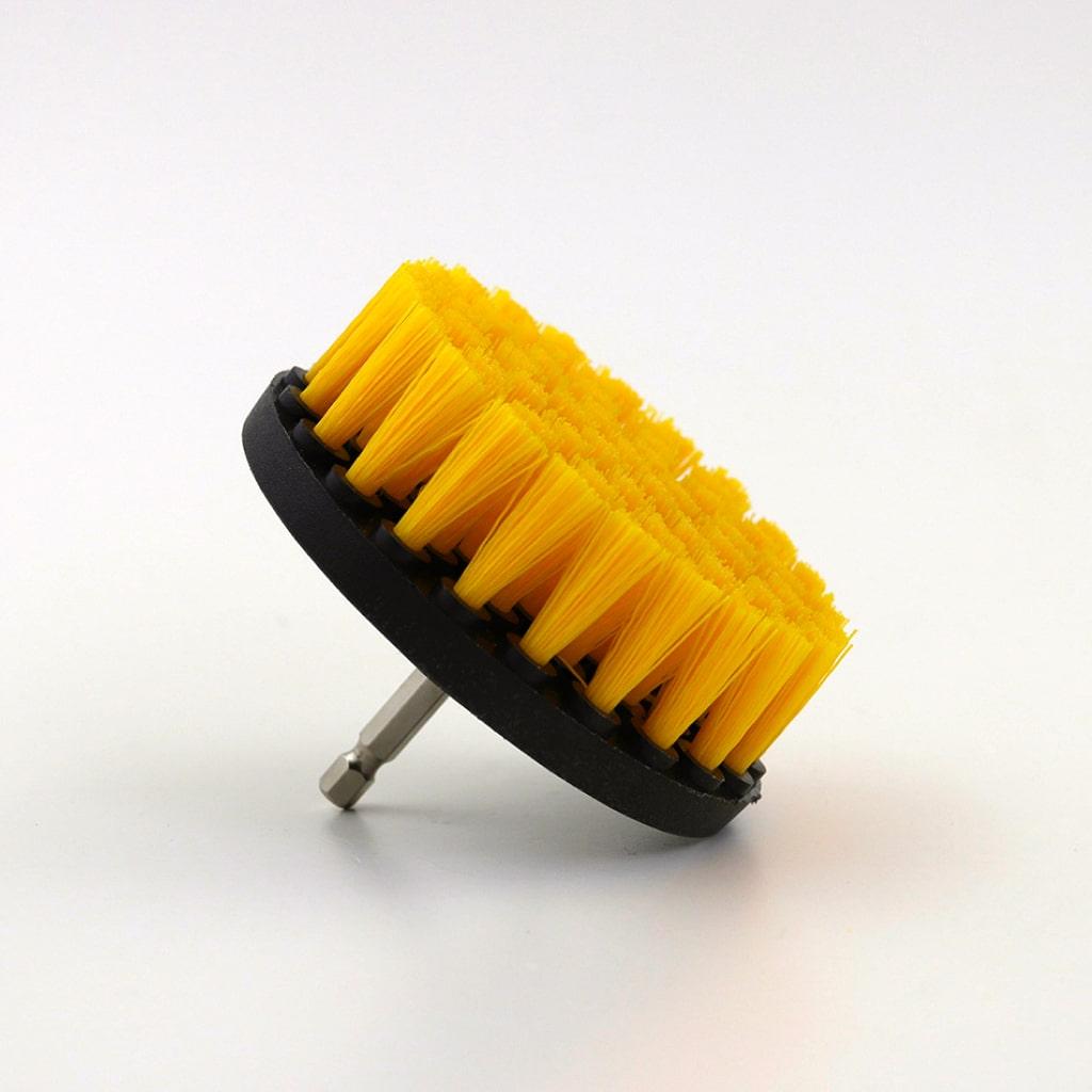 drill scrubber brush kit 4