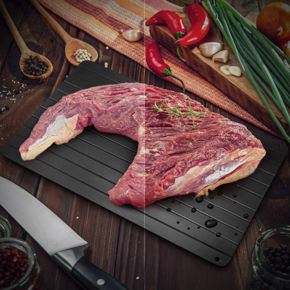 quick defrosting tray 22