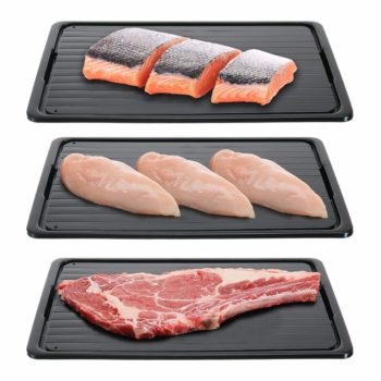 quick defrosting tray 16
