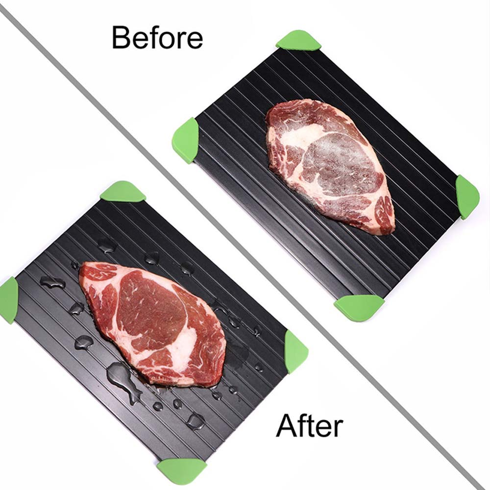 quick defrosting tray 7