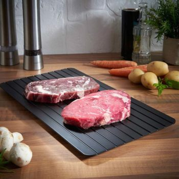 quick defrosting tray 12