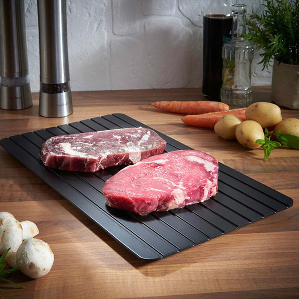 quick defrosting tray 2