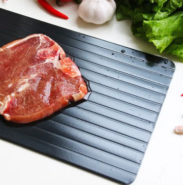quick defrosting tray 24