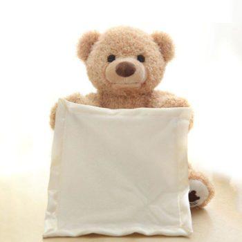 peek-a-boo bear toy 10