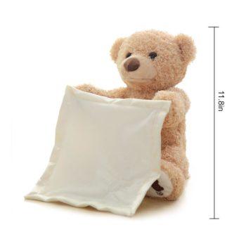 peek-a-boo bear toy 9