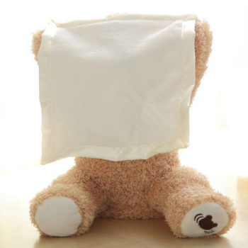 peek-a-boo bear toy 11