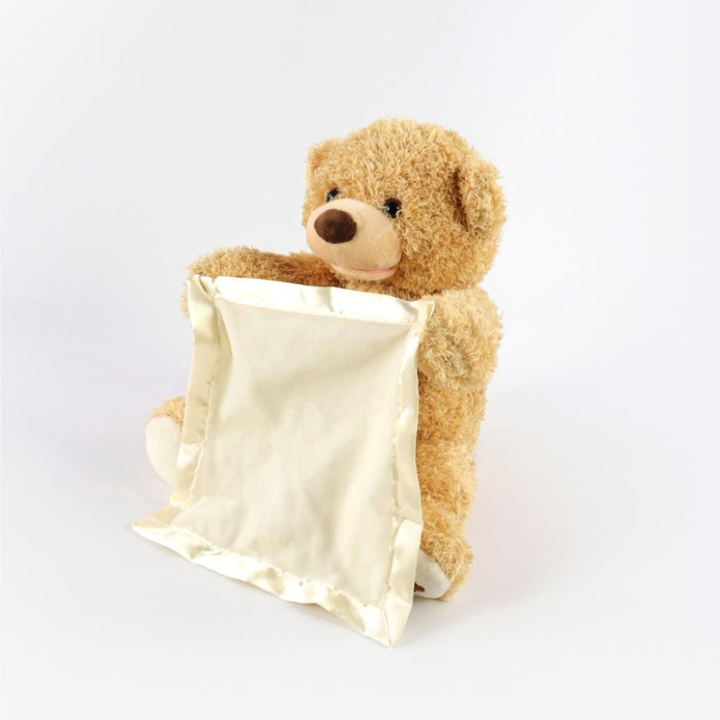 peek-a-boo bear toy 1