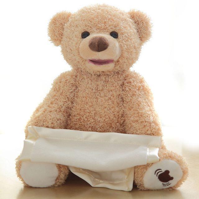 peek-a-boo bear toy 2