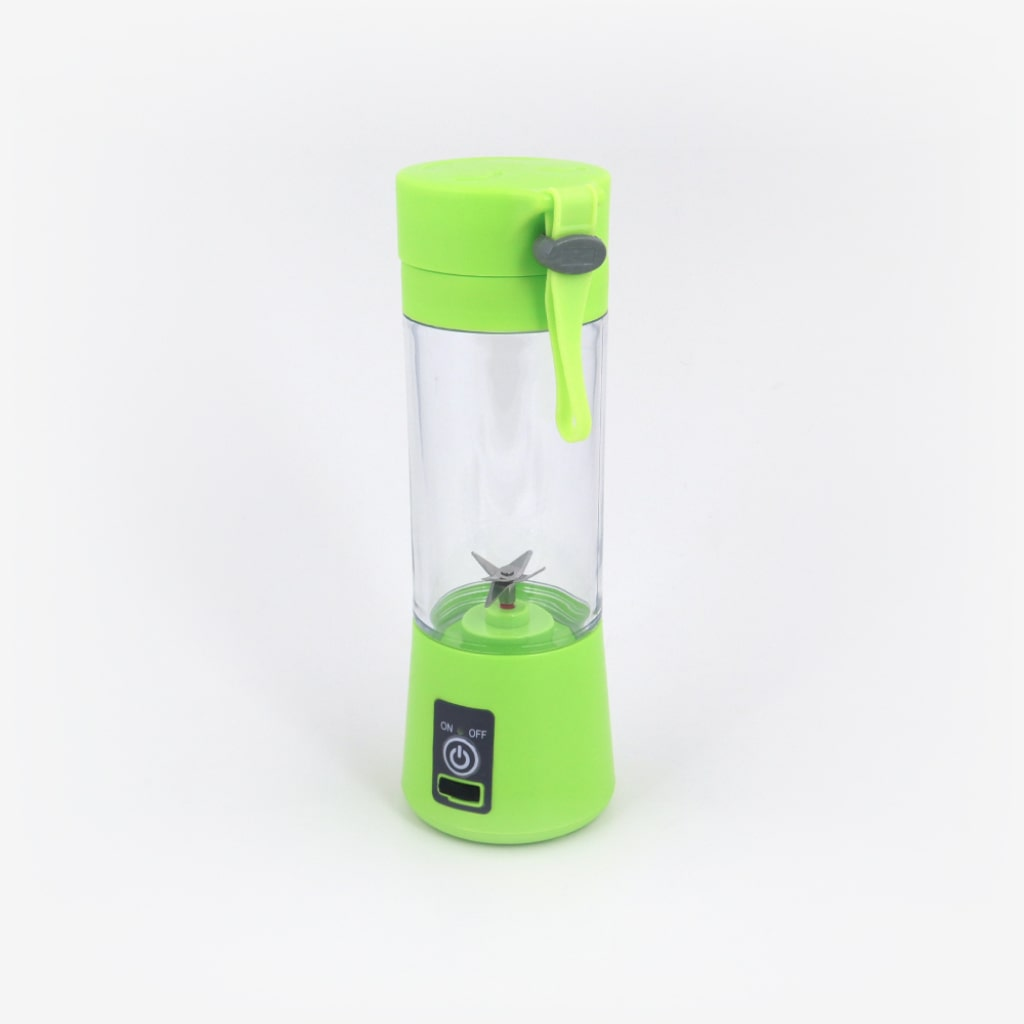 13-ounce usb-rechargeable fruit blender 4