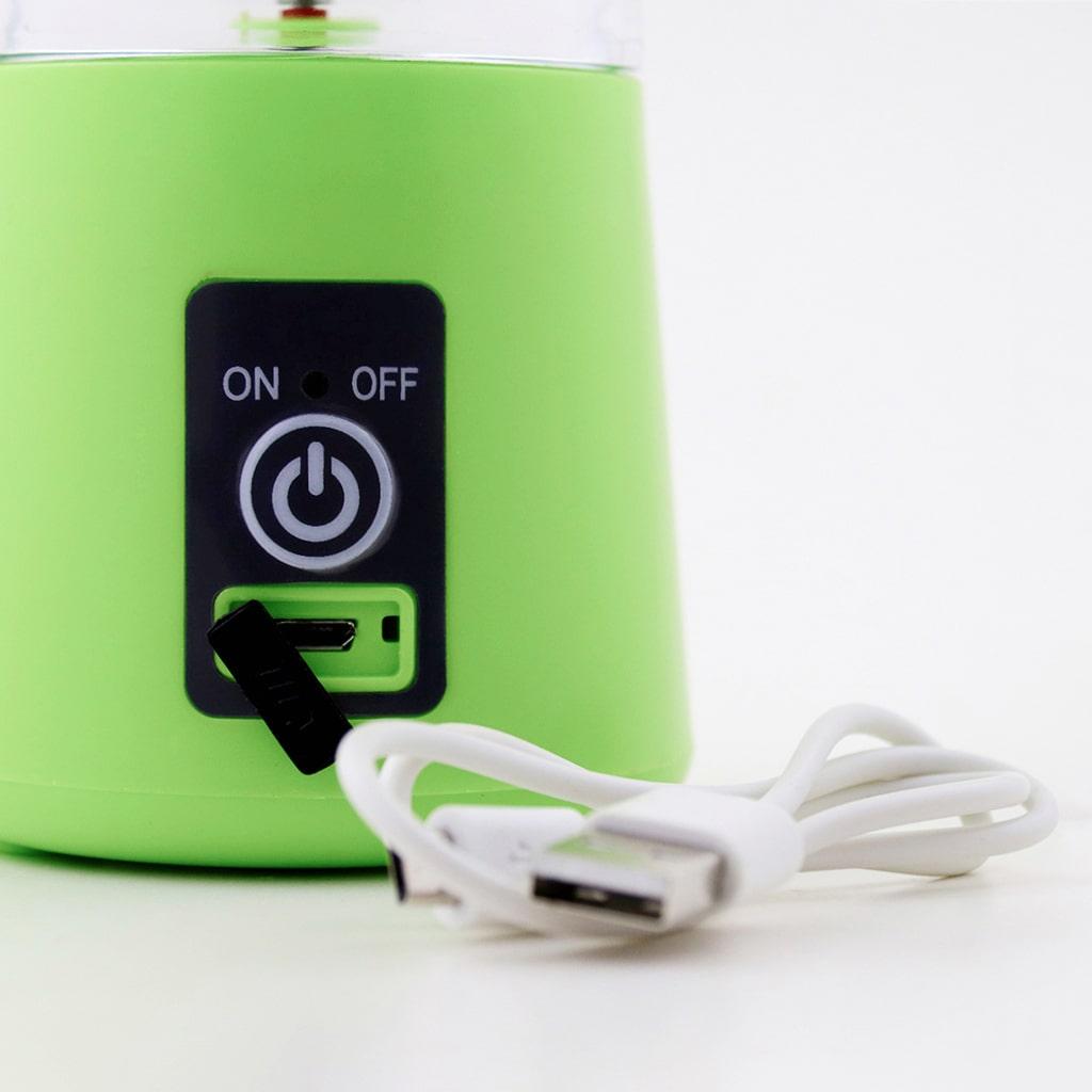 13-ounce usb-rechargeable fruit blender 6